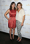 Kellie Martin and Candace Cameron Bure at 'The Christmas Ornament Premiere' at La Piazza Restaurant at the Grove in Los Angeles, Ca. November 13, 2013
