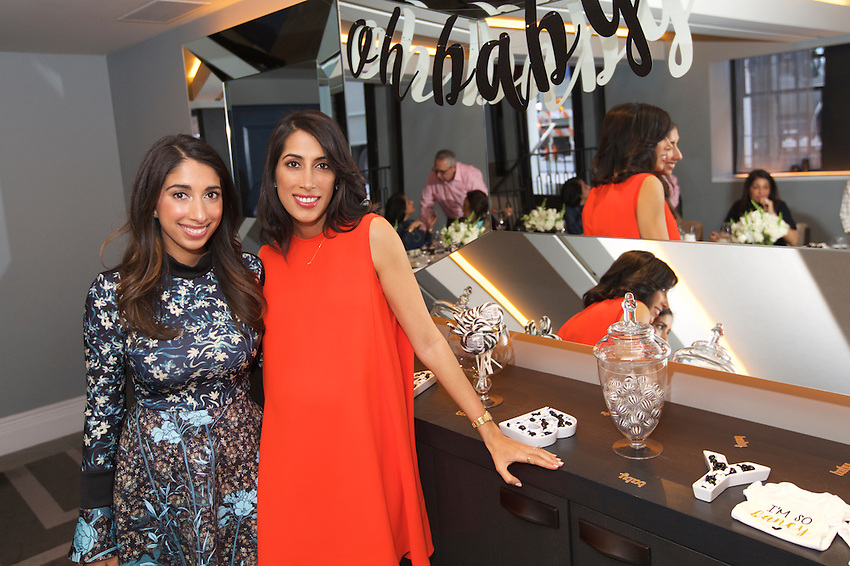 New York, NY - March 26, 2016: Baby Shower for Sheena Melwani.<br /> <br /> CREDIT: Clay Williams.<br /> <br /> &copy; Clay Williams / claywilliamsphoto.com