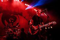LAS VEGAS, NV - October 1:  Rise Against performs at The Joint at Hard Rock Hotel & Casino on October 1, 2012 in Las Vegas, Nevada. © Kabik/ Starlitepics/MediaPunch Inc. /NortePhoto