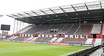 nph00001  17.05.2020 --- Fussball --- Saison 2019 2020 --- 2. Fussball - Bundesliga --- 26. Spieltag: FC Sankt Pauli - 1. FC Nürnberg ---  DFL regulations prohibit any use of photographs as image sequences and/or quasi-video - Only for editorial use ! --- <br /> <br /> Leeres Millerntor-Stadion - Leere Tribüne <br /> <br /> Foto: Daniel Marr/Zink/Pool//via Kokenge/nordphoto