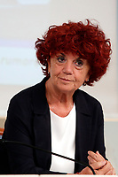 Valeria Fedeli<br /> Roma 18/07/2017. Conferenza stampa Edilizia Scolastica 2014 - 2018.<br /> Rome July 18th 2017. Press conference about school building plan 2014 - 2018.<br /> Foto Samantha Zucchi Insidefoto