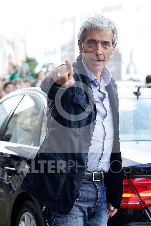 Spanish actor Imanol Arias during the 59th San Sebastian Donostia International Film Festival - Zinemaldia.September 18,2011. Photo: Acero / Alter / ALFAQUI
