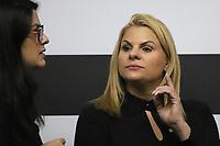 SÃO PAULO, SP, 03.09.2019 - POLITICA-SP - Carla Morando, Deputada Estadual (PSDB/SP), participa de reunião com empresários do setor automotivo para solucionar o problema da fábrica de caminhões da Ford, em São Bernardo do Campo, no Palácio dos Bandeirantes, em São Paulo, nesta terça-feira, 3. (Foto Charles Sholl/Brazil Photo Press)