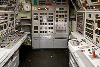 Cherbourg Cité de la Mer  Museo dedicato al mare Visita del sottomarino nucleare francese lanciamissili Le Redoutable, varato nel 1967 e disarmato nel 1991 museum dedicated to the sea Visit of the French nuclear submarine Le Redoutable , launched in 1967 and disarmed in 1991. Zona controllo comando