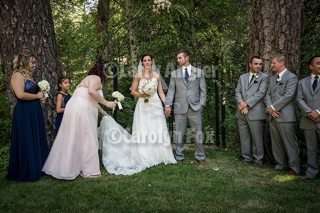 Michael Konieczka and Amanda Lee wedding, Fausel Farm, Diamond Springs (Placerville), Califl