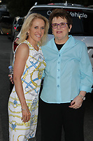 Tracy Austin, Billie Jean King 2014, Photo By John Barrett/PHOTOlink