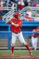 Williamsport Crosscutters infielder Tyler Greene #13 during a NY-Penn League game against the Batavia Muckdogs at Dwyer Stadium on August 24, 2012 in Batavia, New York.  Williamsport defeated Batavia 7-4.  (Mike Janes/Four Seam Images)