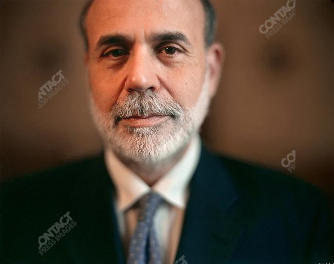 Ben S. Bernanke, Chairman of the Federal Reserve. Washington, D.C., March 2006