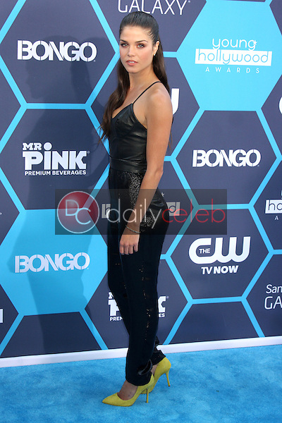 Marie Avgeropoulos<br /> at the 2014 Young Hollywood Awards, Wiltern Theater, Los Angeles, CA 07-27-14<br /> David Edwards/Dailyceleb.com 818-249-4998
