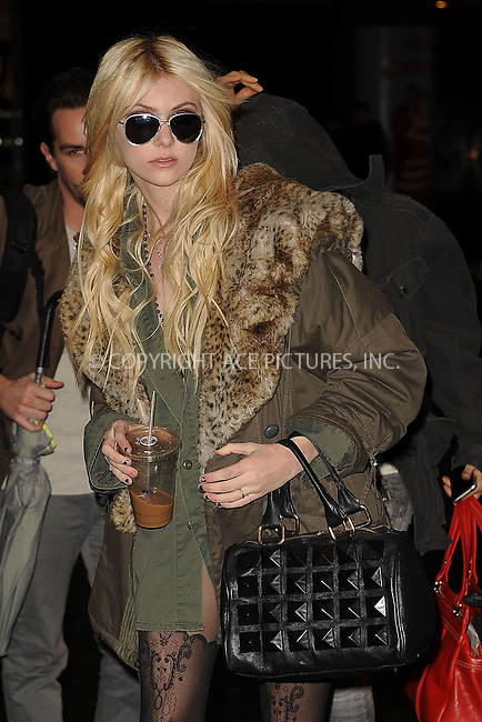 WWW.ACEPIXS.COM . . . . . ....November 30 2009, New York City....Actress Taylor Momsen made an appearance at the Alexa Chung Show at the MTV Studios in Times Square on November 30 2009 in New York City....Please byline: KRISTIN CALLAHAN - ACEPIXS.COM.. . . . . . ..Ace Pictures, Inc:  ..(212) 243-8787 or (646) 679 0430..e-mail: picturedesk@acepixs.com..web: http://www.acepixs.com