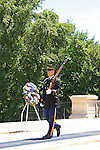 Arlington Cemetery Tomb of Unknown Soldier.
