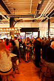 USA, California, San Diego, inside Searsucker Restaurant and Bar located in the Gaslamp District in San Diego