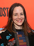 """Maria Dizza attending the Broadway Opening Night Performance of  """"Lobby Hero"""" at The Hayes Theatre on March 26, 2018 in New York City."""