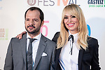 Angel Martin and Patricia Conde attends to presentation of new comedian schedule of #0 during FestVal in Vitoria, Spain. September 06, 2018. (ALTERPHOTOS/Borja B.Hojas)