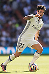 Isco of Real Madrid in action during their La Liga match between Real Madrid CF and SD Eibar at the Santiago Bernabéu Stadium on 02 October 2016 in Madrid, Spain. Photo by Diego Gonzalez Souto / Power Sport Images