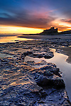 Bamburgh Castle at Dawn 2
