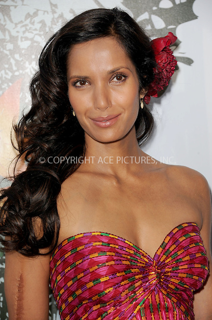 WWW.ACEPIXS.COM . . . . . .May 25, 2011...New York City...Padma Lakshmi attends the 2011 FiFi Awards at The Tent at Lincoln Center on May 25, 2011 in New York City.....Please byline: KRISTIN CALLAHAN - ACEPIXS.COM.. . . . . . ..Ace Pictures, Inc: ..tel: (212) 243 8787 or (646) 769 0430..e-mail: info@acepixs.com..web: http://www.acepixs.com .