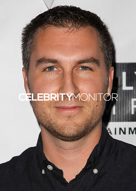 HOLLYWOOD, LOS ANGELES, CA, USA - OCTOBER 16: James Brylowski arrives at the 2014 Hollywood Film Festival - Opening Night Gala held at ArcLight Hollywood on October 16, 2014 in Hollywood, Los Angles, California, United States. (Photo by Celebrity Monitor)