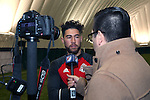 08 December 2016: Toronto's Jonathan Osorio. Toronto FC held a training session at the Kia Training Ground in Toronto, Ontario in Canada two days before playing in MLS Cup 2016.
