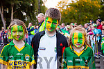 The Home Coming -The Senior and minor Kerry Teams are Welcomed back to Tralee on Monday by Eimear Murphy, Cormack Murphy and Clodagh Murphy