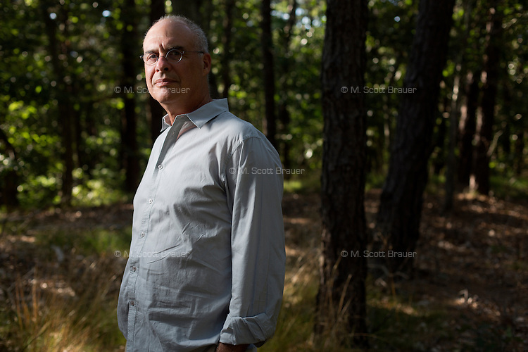 "Mark Bittman is a columnist for the New York Times and author of the popular Times cooking blog The Minimalist and the bestselling cookbook series ""How to Cook Everything.""  Here, Bittman is photographed in and around his summer home on Cape Cod in Truro, Massachusetts."