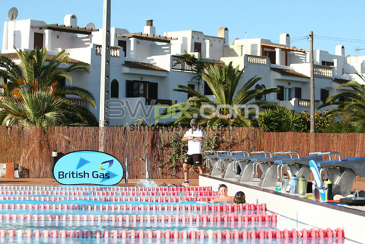 PICTURE BY VAUGHN RIDLEY/SWPIX.COM - Disability Swimming - Warm Weather Training Camp - Best Swim Centre, Colonia Sant Jordi, Mallorca, Spain - 23/05/12 - Billy Pye.