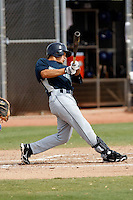 Anthony Phillips -  Seattle Mariners - 2009 spring training.Photo by:  Bill Mitchell/Four Seam Images