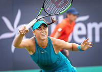 Den Bosch, Netherlands, 12 June, 2018, Tennis, Libema Open, Natalia Vikhlyantseva (RUS)<br /> Photo: Henk Koster/tennisimages.com