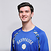 Andrew Tsororos of Hauppauge poses for a portrait during the Newsday 2015 All-Long Island boys' volleyball shoot at company headquarters on Friday, Dec. 4, 2015.