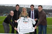 Championship Football Swansea City v Wolverhampton Wanderers :