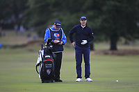 Richard McEvoy (ENG) on the 13th fairway during Round 4 of the Sky Sports British Masters at Walton Heath Golf Club in Tadworth, Surrey, England on Sunday 14th Oct 2018.<br /> Picture:  Thos Caffrey | Golffile