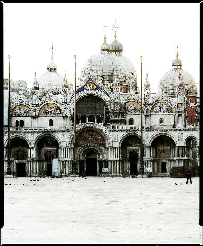 San Marco, St. Mark's Basilica - Venice, Italy