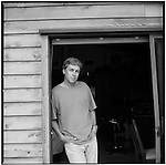 Screen writer and Miami Herald columnist Carl Hiaasen at home in the Florida Keys.