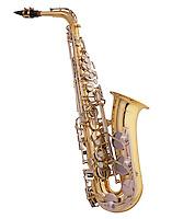 Saxophone.