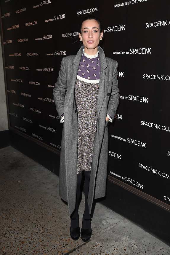 Laura Jackson<br /> at the opening of the 'Innovation by Space NK' store on Regent's Street, London.<br /> <br /> <br /> ©Ash Knotek  D3196  10/11/2016