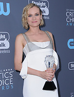 11 January 2018 - Santa Monica, California - Diane Kruger . 23rd Annual Critics' Choice Awards held at Barker Hangar. <br /> CAP/ADM/BT<br /> &copy;BT/ADM/Capital Pictures