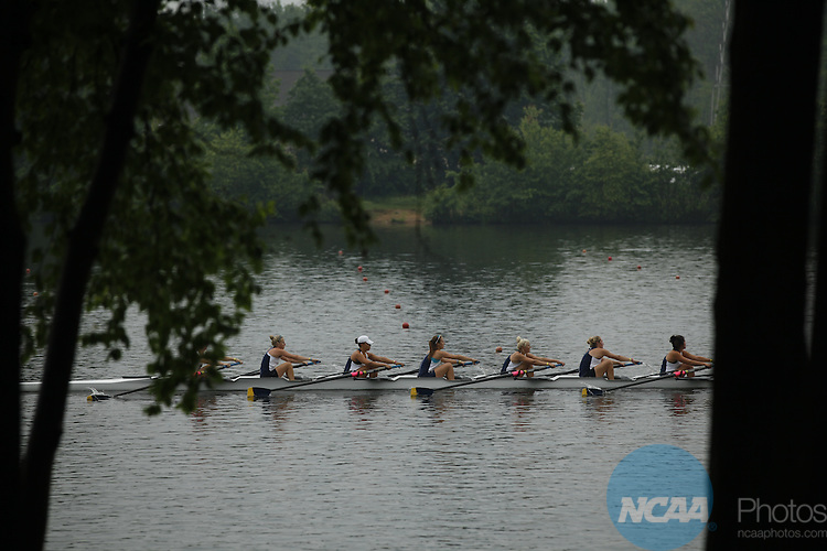 27 MAY 2012:  The Division I Rowing Championship takes place at Lake Mercer in West Windsor, NJ.   Jamie Schwaberow/NCAA Photos