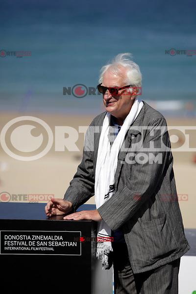 "Director Bertrand Tavernier in the photocall of the ""Quai D´orsay"" film presentation during the 61 San Sebastian Film Festival, in San Sebastian, Spain. September 24, 2013. (ALTERPHOTOS/Victor Blanco) /NortePhoto"