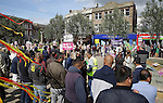 Britain First Protest - Rotherham 2015