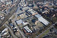 Bergedorfer Tor: EUROPA, DEUTSCHLAND, HAMBURG, (EUROPE, GERMANY), 06.02.2018: Bergedorfer Tor,