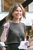 Savannah Guthrie on NBC's Today Show in New York City. June 8, 2012. © RW/MediaPunch Inc. NORTEPHOTO.COM