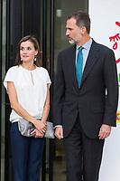 King of Spain Felipe VI; Queen of Spain Letizia