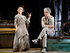 The Toad Knew <br /> James Thierree / Compagnie du Hanneton <br /> at Sadler's Wells, London, Great Britain <br /> Press photocall <br /> 3rd may 2017 <br /> <br /> Sonia Bel Hadj Brahim <br /> <br /> James Thierree<br /> <br /> <br /> <br /> <br /> <br /> <br /> <br /> <br /> Photograph by Elliott Franks <br /> Image licensed to Elliott Franks Photography Services