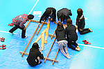 General view, APRIL 20, 2013 : The Building up Team Japan 2013 for Sochi at Ajinomoto NTC, Tokyo, Japan. (Photo by AFLO SPORT)