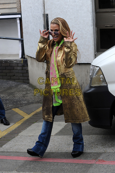 LONDON, ENGLAND - APRIL 29: Anastacia (Anastacia Lyn Newkirk) at ITV Studios on April 29th, 2014 in London, England.<br /> CAP/AOU<br /> &copy;AOU/Capital Pictures