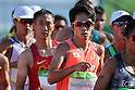 Daisuke Matsunaga (JPN),<br /> AUGUST 12, 2016 - Athletics : <br /> Men's 20km Race Walk at Pontal <br /> during the Rio 2016 Olympic Games in Rio de Janeiro, Brazil. <br /> (Photo by Koji Aoki/AFLO SPORT)