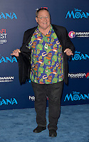 "HOLLYWOOD, CA - NOVEMBER 14: John Lasseter attends the AFI FEST 2016 Presented By Audi - Premiere Of Disney's ""Moana"" at the El Capitan Theatre in Hollywood, California on November 14, 2016. Credit: Koi Sojer/Snap'N U Photos/MediaPunch"