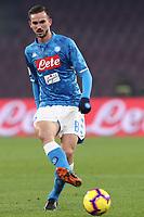 Fabian Ruiz Napoli<br /> Napoli 13-01-2019  Stadio San Paolo <br /> Football Italy Cup 2018/2019, round of 16<br /> Napoli - Sassuolo<br /> Foto Cesare Purini / Insidefoto