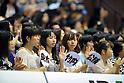 Japan Fans, JULY 3rd, 2011 - Basketball : Basketball Japanese representative international friendly match 2011, between Japan 69-78 S Oliver Baskets Wuerzburg (GER) at 2nd Yoyogi Gymnasium, Tokyo, Japan. (Photo by Jun Tsukida/AFLO SPORT) [0003].