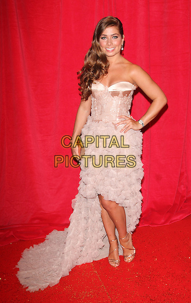 LONDON, ENGLAND - MAY 24: Nikki Sanderson attends the British Soap Awards at Hackney Empire on May 24, 2014 in London, England<br /> CAP/ROS<br /> &copy;Steve Ross/Capital Pictures
